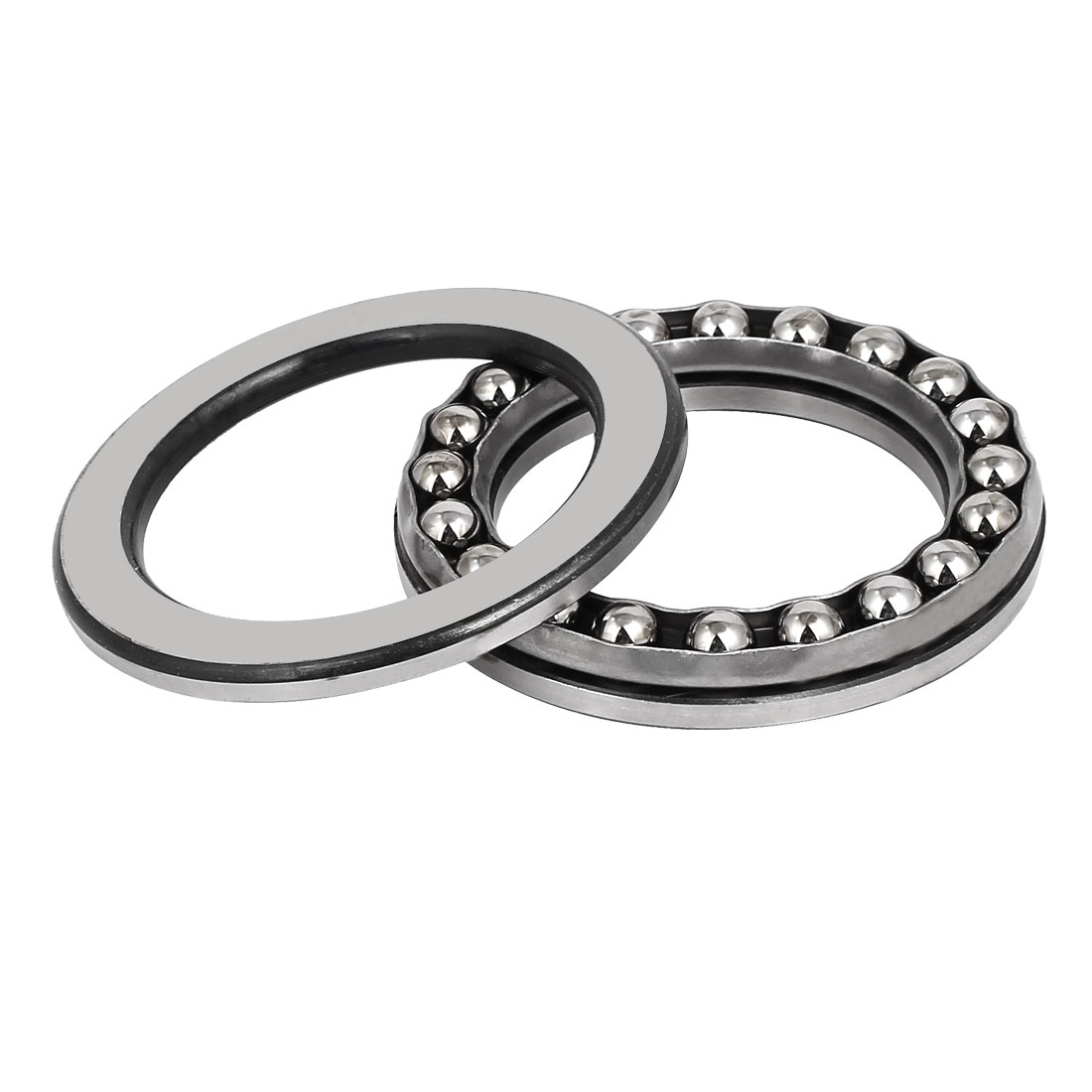 45mmx65mmx14mm Single Row Thrust Ball Bearing 51109