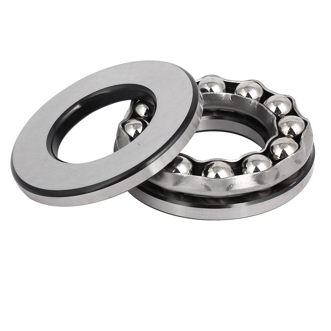 40mmx78mmx26mm Single Row Thrust Ball Bearing 51308