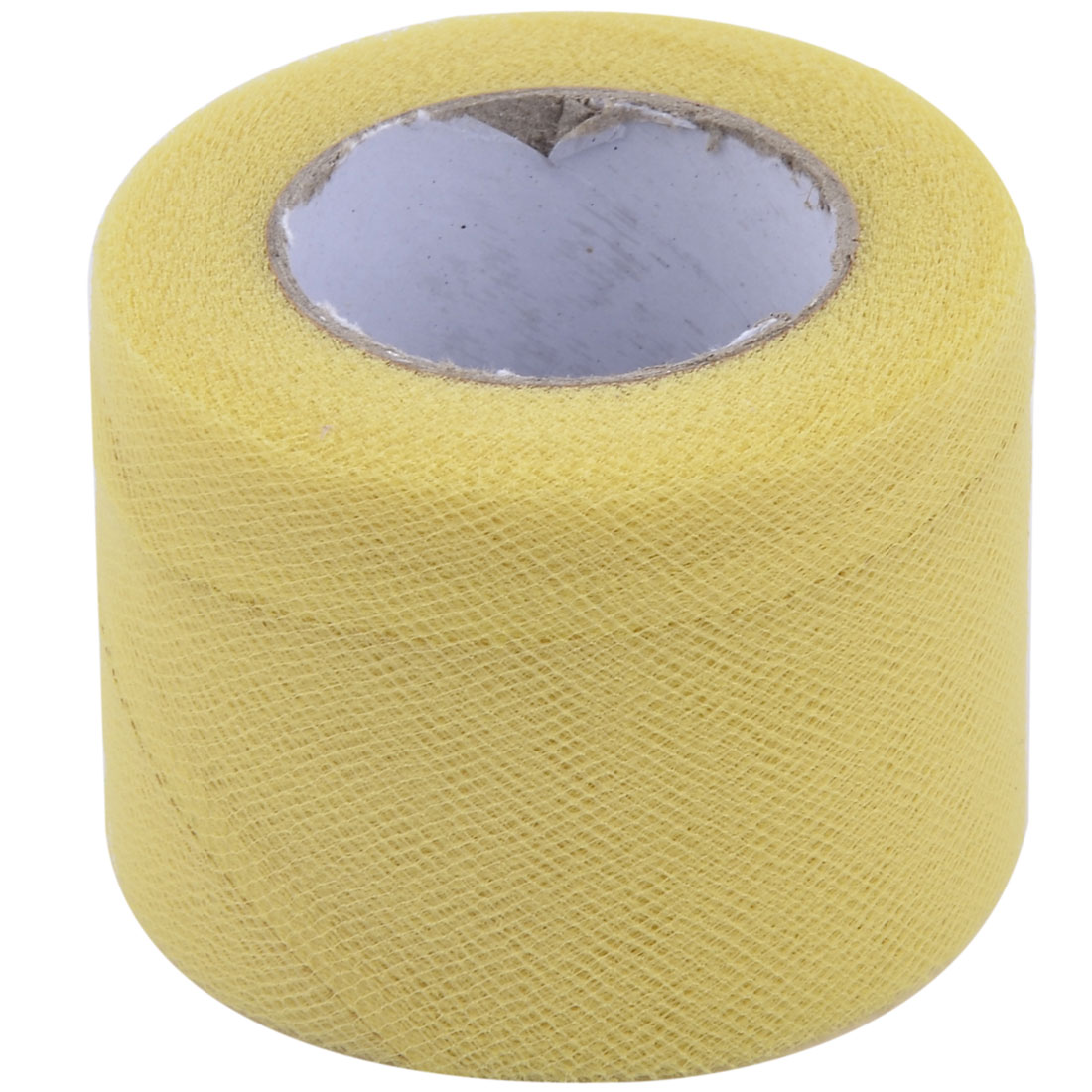 Wedding Feast Polyester Tutu Gift Handicraft Tulle Spool Roll Khaki 2 Inch x 25 Yards