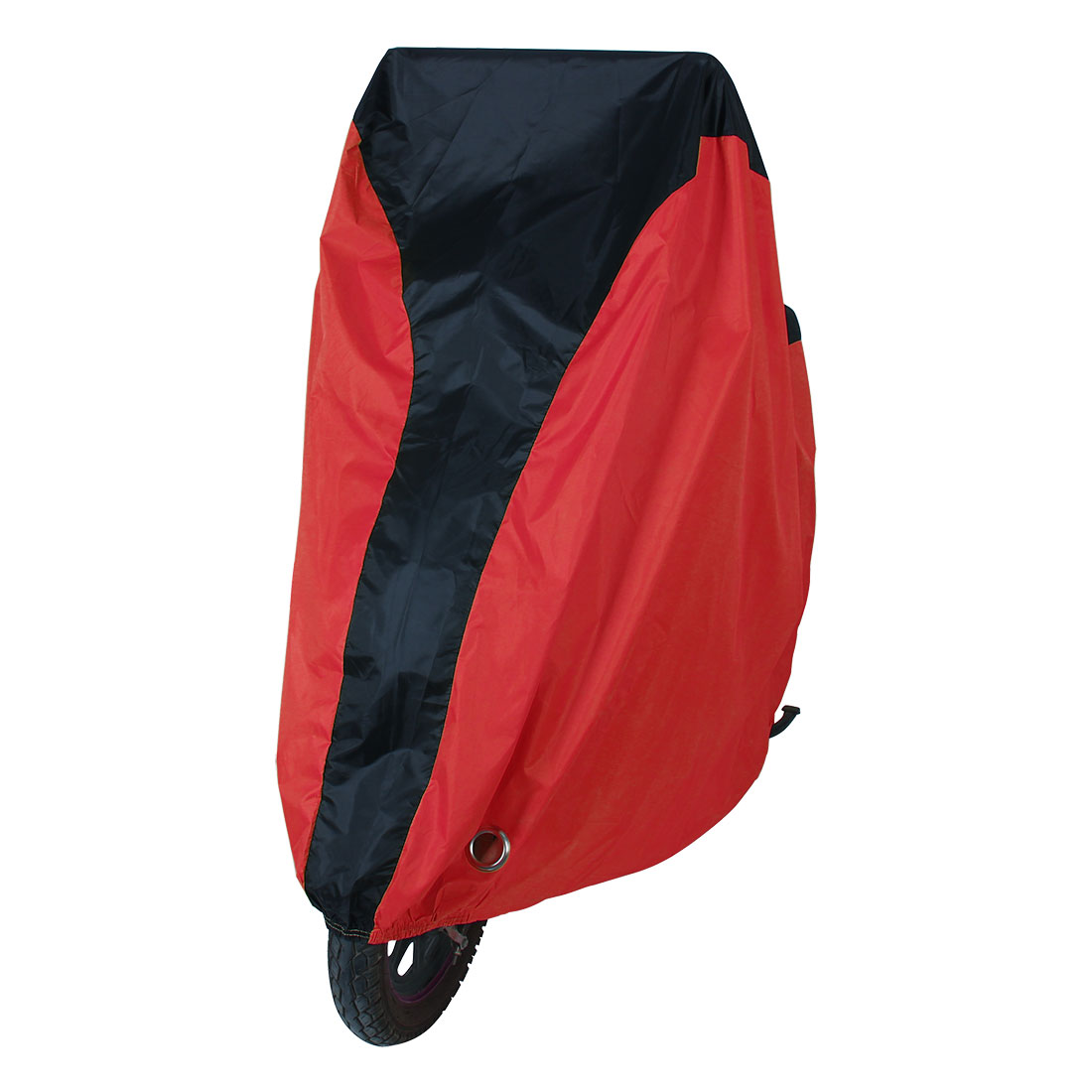 Outdoor Bike Bicycle Rain Dust Cover Water Resistant Garage Scooter Protector L Red