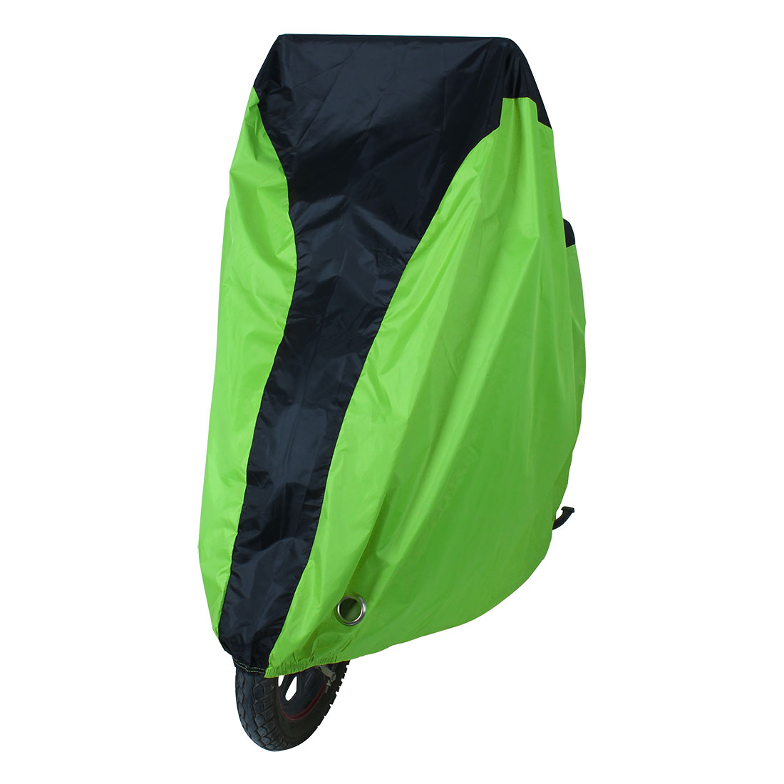 Outdoor Bike Bicycle Rain Dust Cover Water Resistant Garage Scooter Protector L Green
