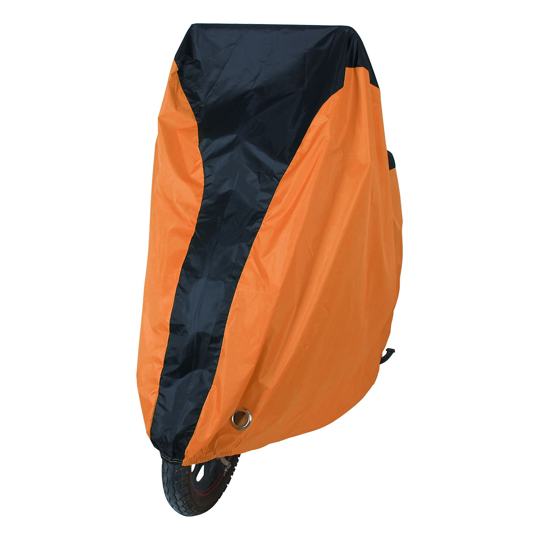 Outdoor Bike Bicycle Rain Dust Cover Water Resistant Garage Scooter Protector XL Orange