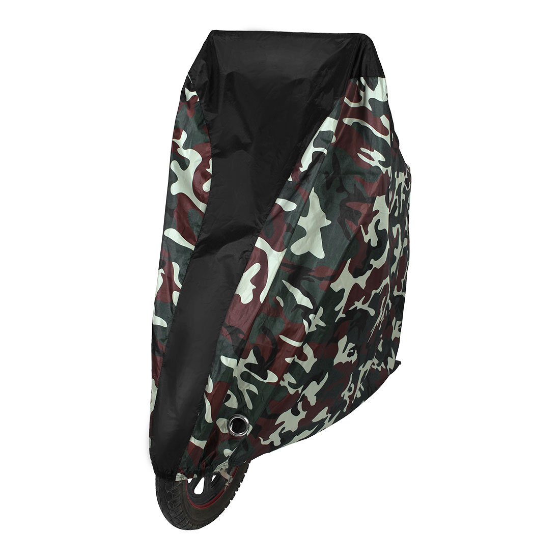 Outdoor Bicycle Bike Cover Rain Protector Anti-UV Garage Storage XL Camouflage