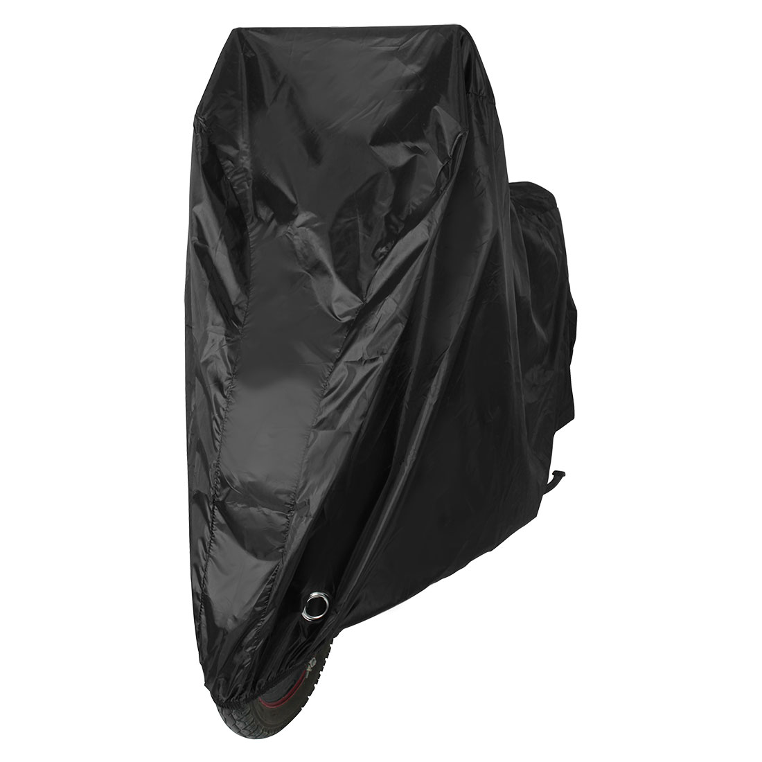 Outdoor Bike Bicycle Rain Dust Cover Water Resistant Garage Scooter Protector XL Black