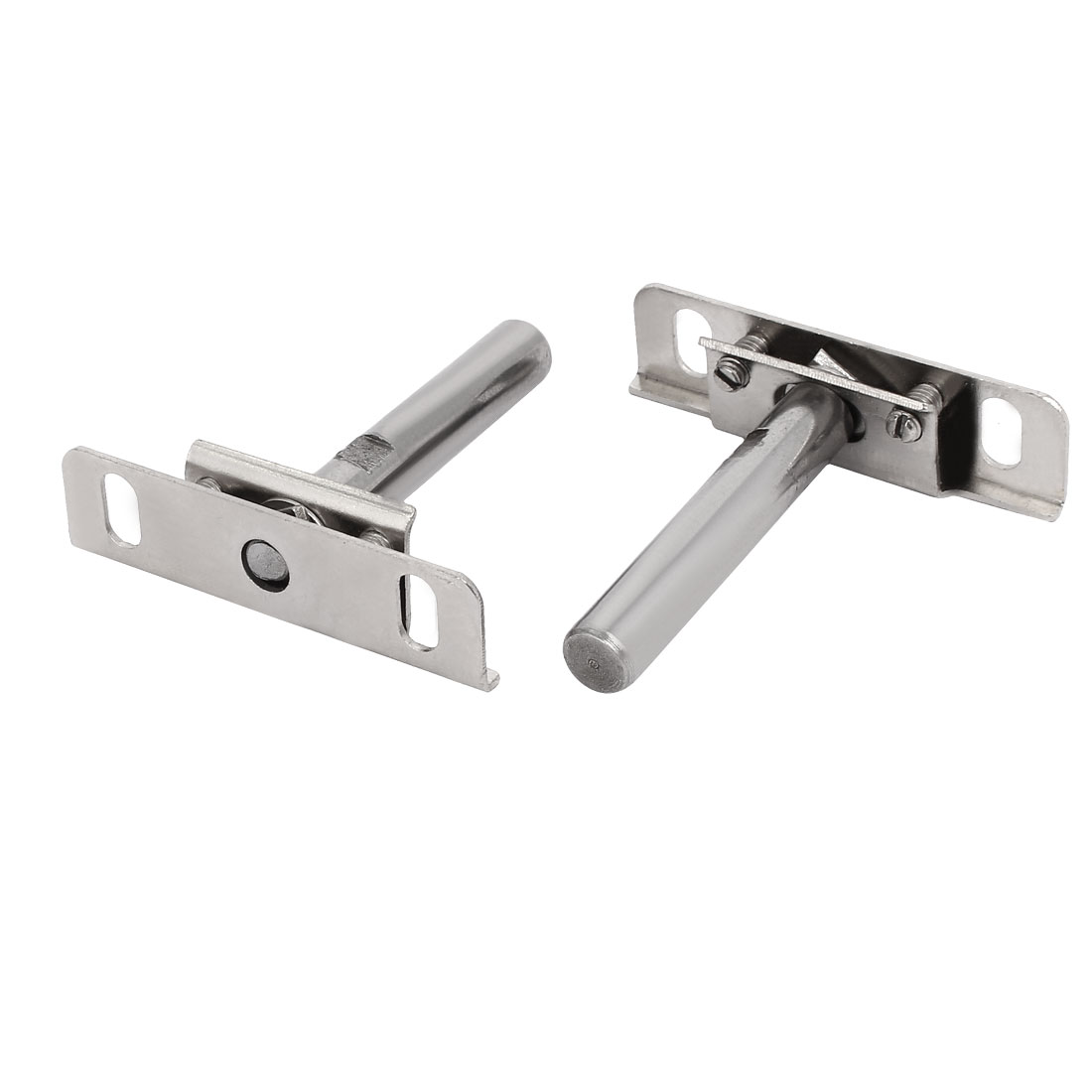 12mm x 70mm Metal Hidden Concealed Invisible Shelf Support Bracket 2pcs