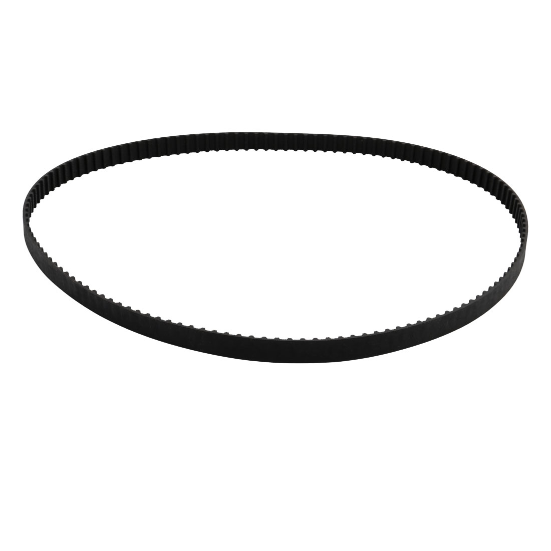 270XL 135 Teeth 10mm Width 5.08mm Pitch Stepper Motor Rubber Timing Belt Black