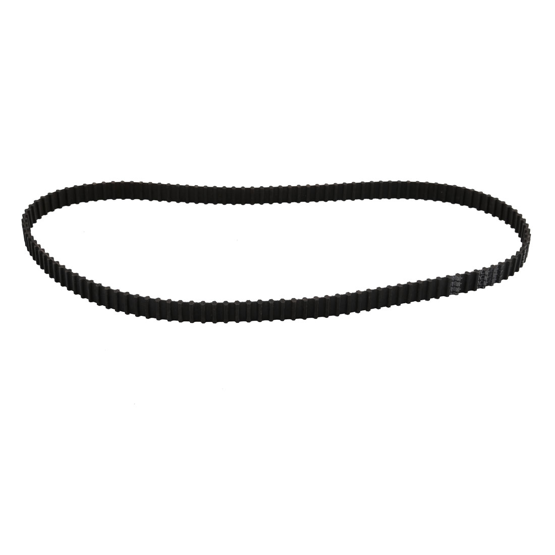 250DXL 125 Teeth 10mm Width 5.08mm Pitch Stepper Motor Rubber Timing Belt Black