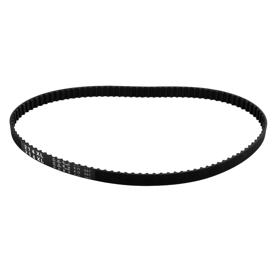 214XL 107 Teeth 10mm Width 5.08mm Pitch Stepper Motor Rubber Timing Geared Belt