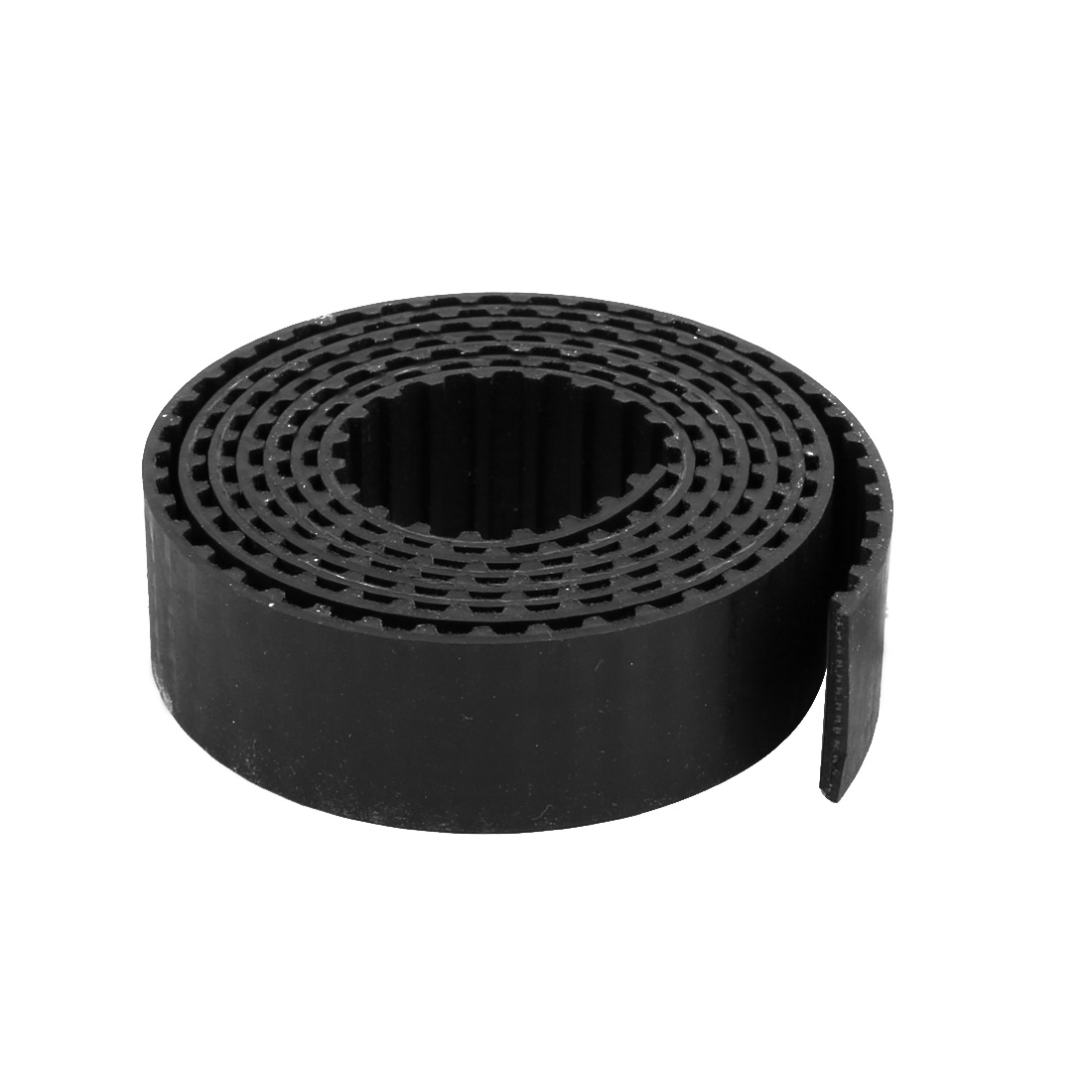 XL-type 20mm Width 5.08mm Pitch Open-ended Rubber Timing Geared Belt