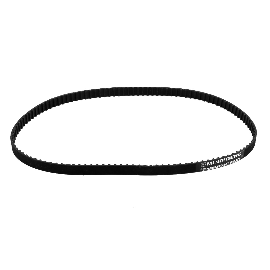 238XL 119 Teeth 10mm Width 5.08mm Pitch Stepper Motor Rubber Timing Geared Belt