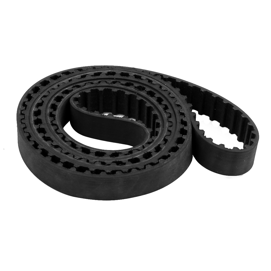412XL 206 Teeth 10mm Width 5.08mm Pitch Stepper Motor Rubber Timing Geared Belt