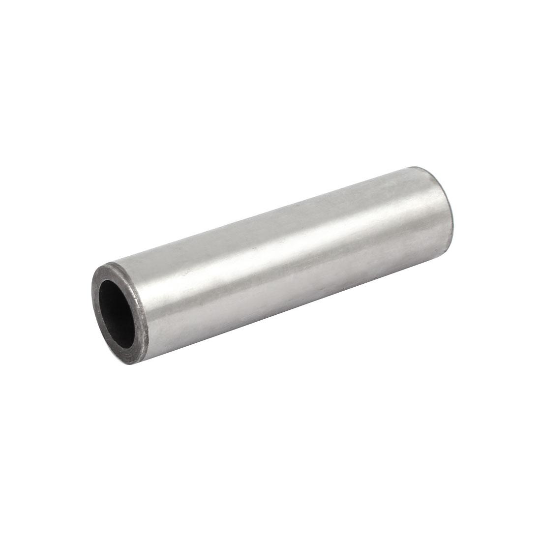 28mm OD 105mm Height Iron Piston Gudgeon Pin Air Compressor Accessory