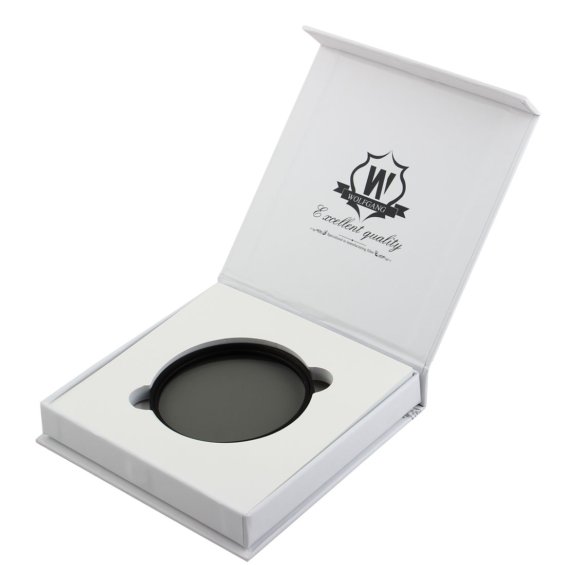 WOLFGANG Authorized 72mm Circular Polarizing CPL Lens Filter Protector for Digital Camera