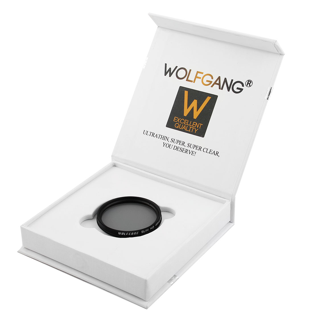 WOLFGANG Authorized 49mm Circular Polarizing CPL Lens Filter Protector for Digital Camera