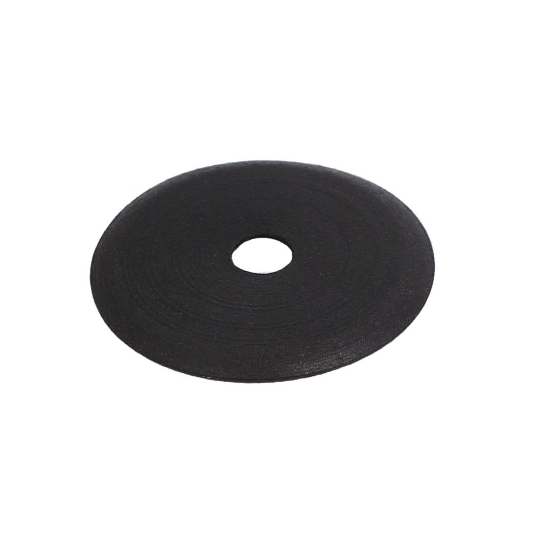 27.2mmx5mmx0.5mm Air Compressor Compression Piston Ring Black