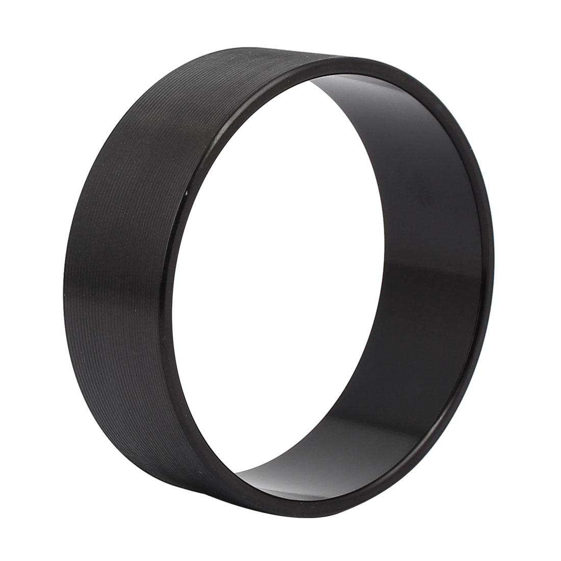 69mmx63.7mmx23.1mm Metal Cylinder Sleeve Black for Air Compressor