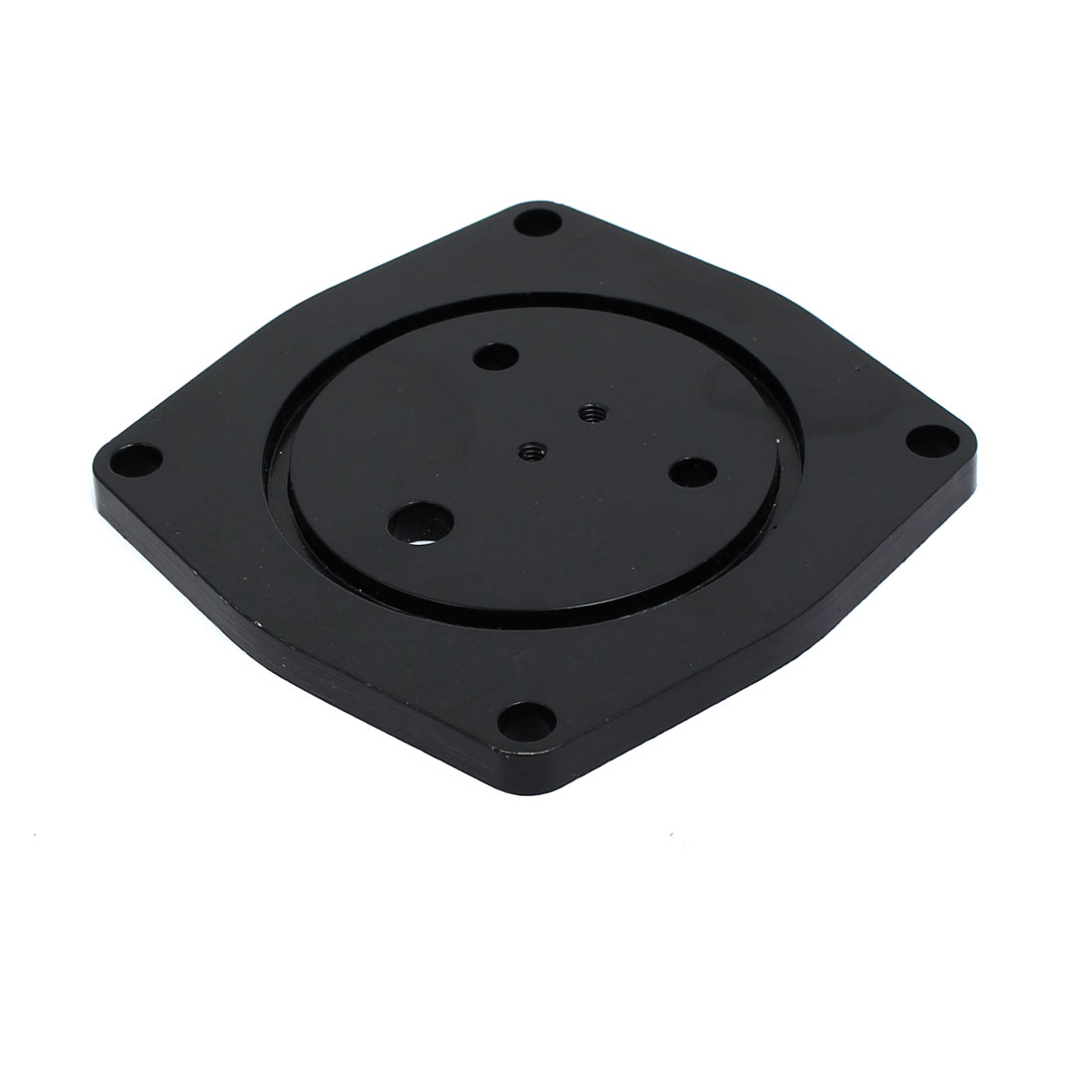 280W Aluminum Oil Free Air Compressor Replacement Valve Plate Black