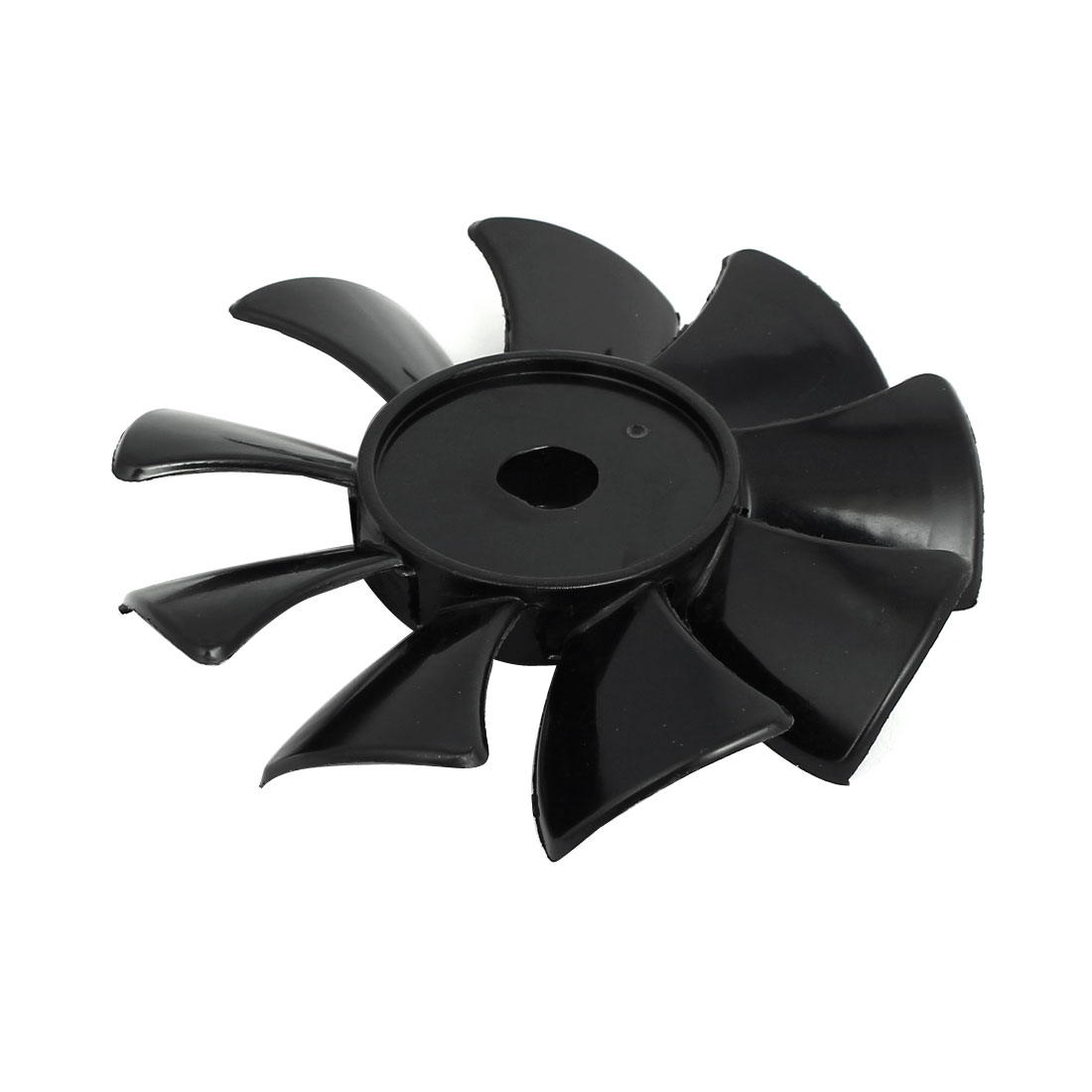 550W/750W 115mm Dia 9 Vane Air Compressor Replacement Fan Black