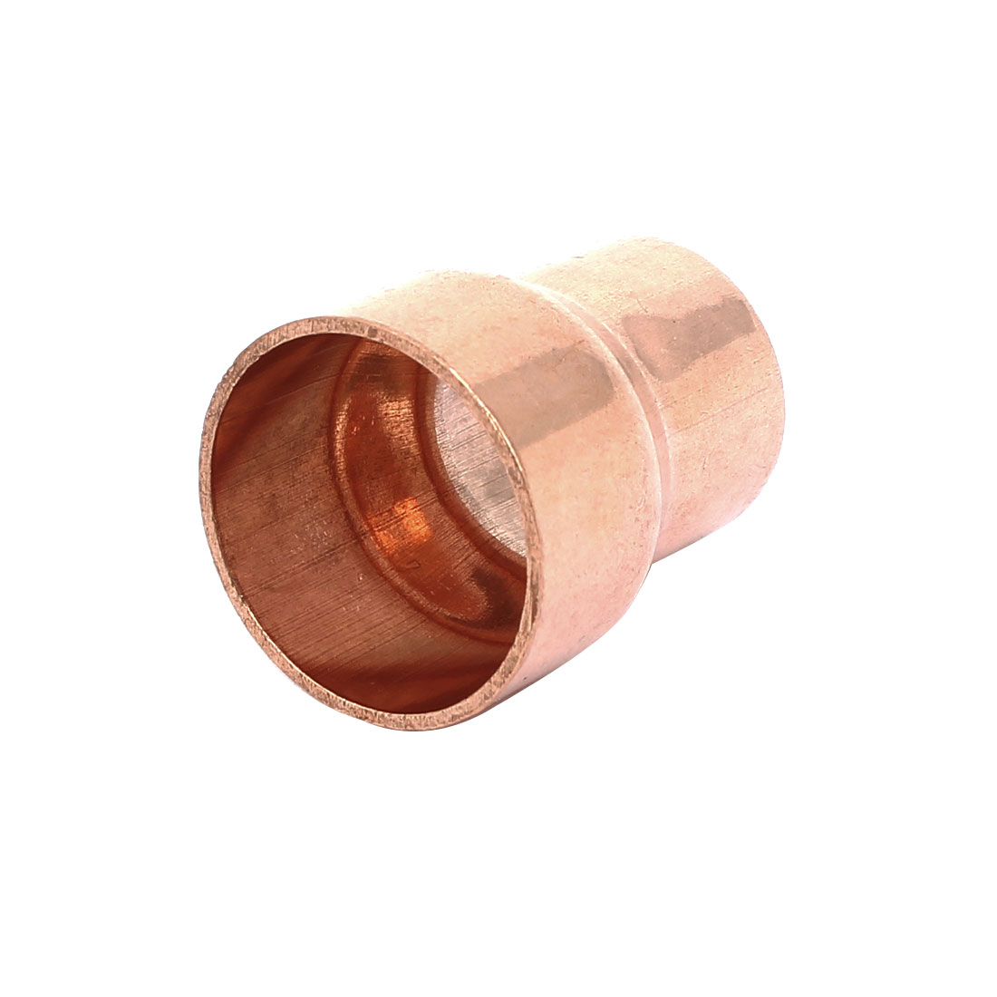 25mmx19mm Tube Air Conditioner Copper Reducer Straight Fitting