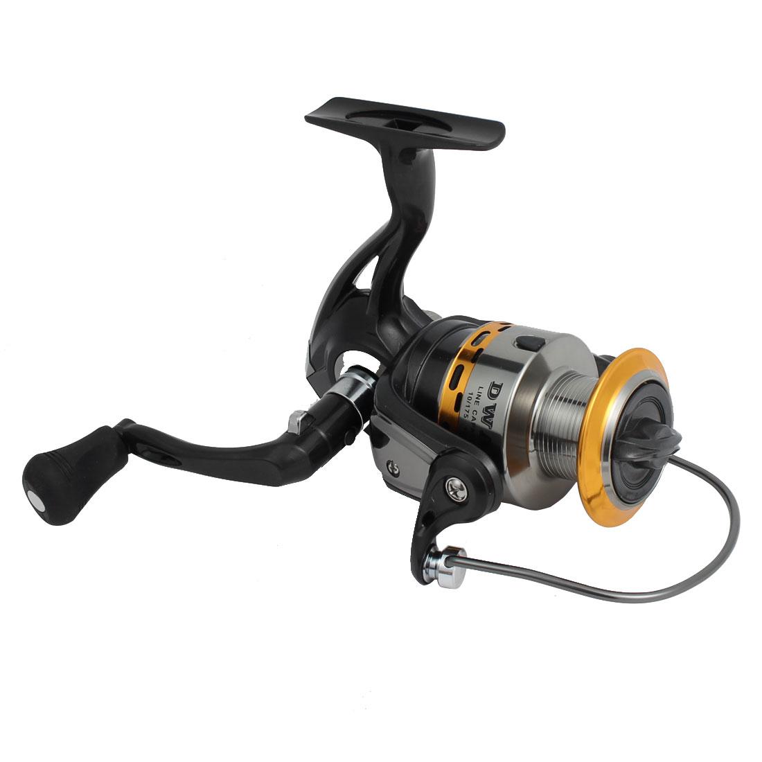 Fisherman Nylon Reinforced Plastic Ratio 5.2:1 Interchangeable Fishing Spinning Reel