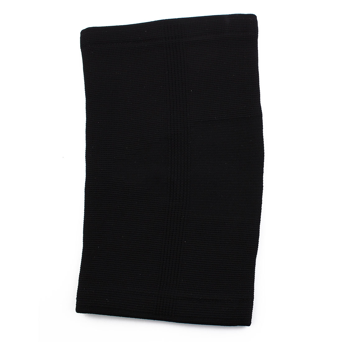 Outdoor Sport Spandex Stretchy Leg Calf Support Brace Pad Wrap Band Protector Black