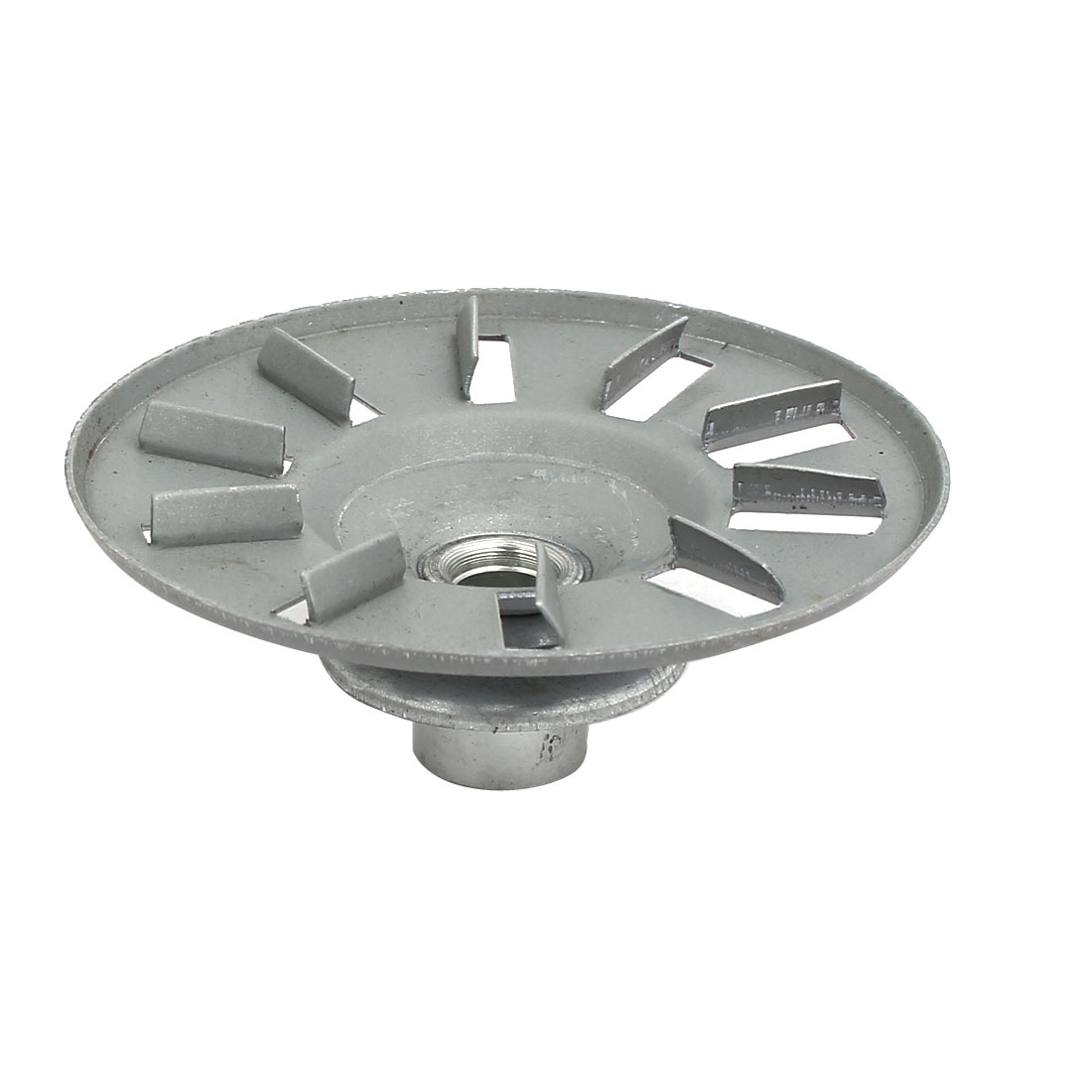 88mm Dia Automatic Washing Machine Repair Part Aluminum Motor Belt Pulley