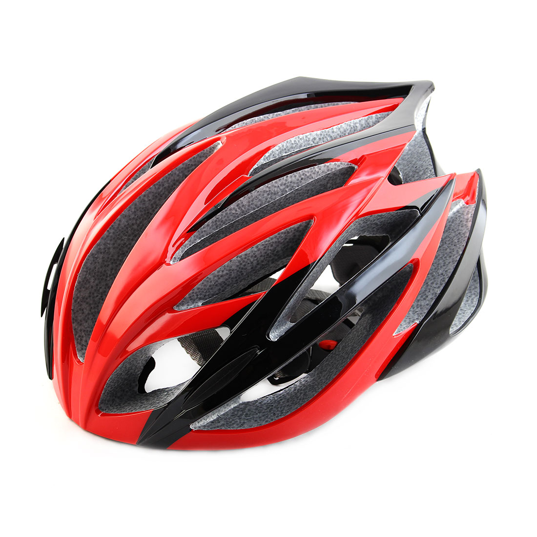 Adult Unisex Head Protector Cycling Cap Bicycle Hat Adjustable Safety Bike Helmet Red