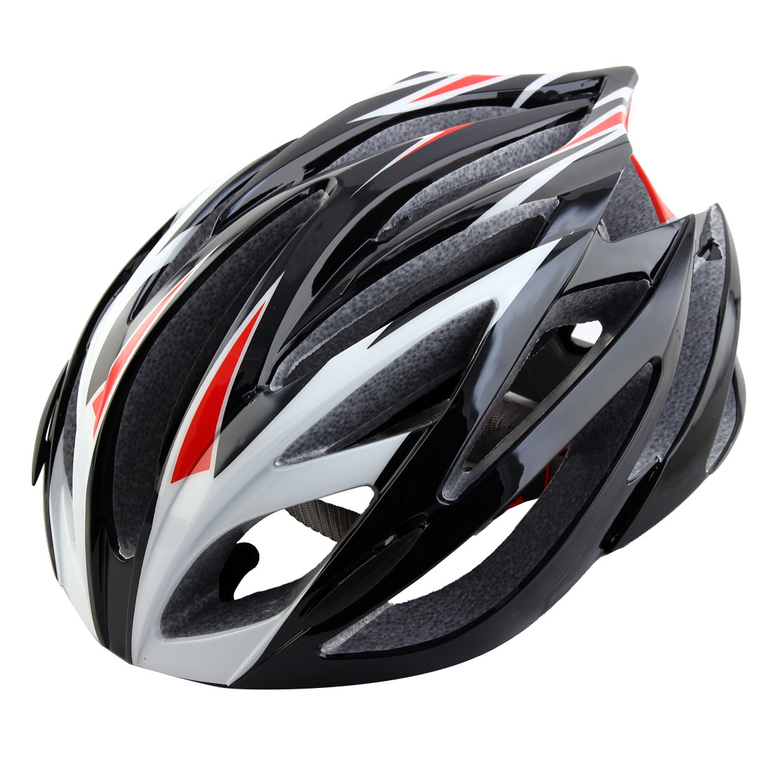 Adult Unisex Head Protector Cycling Cap Bicycle Hat Adjustable Safety Bike Helmet White
