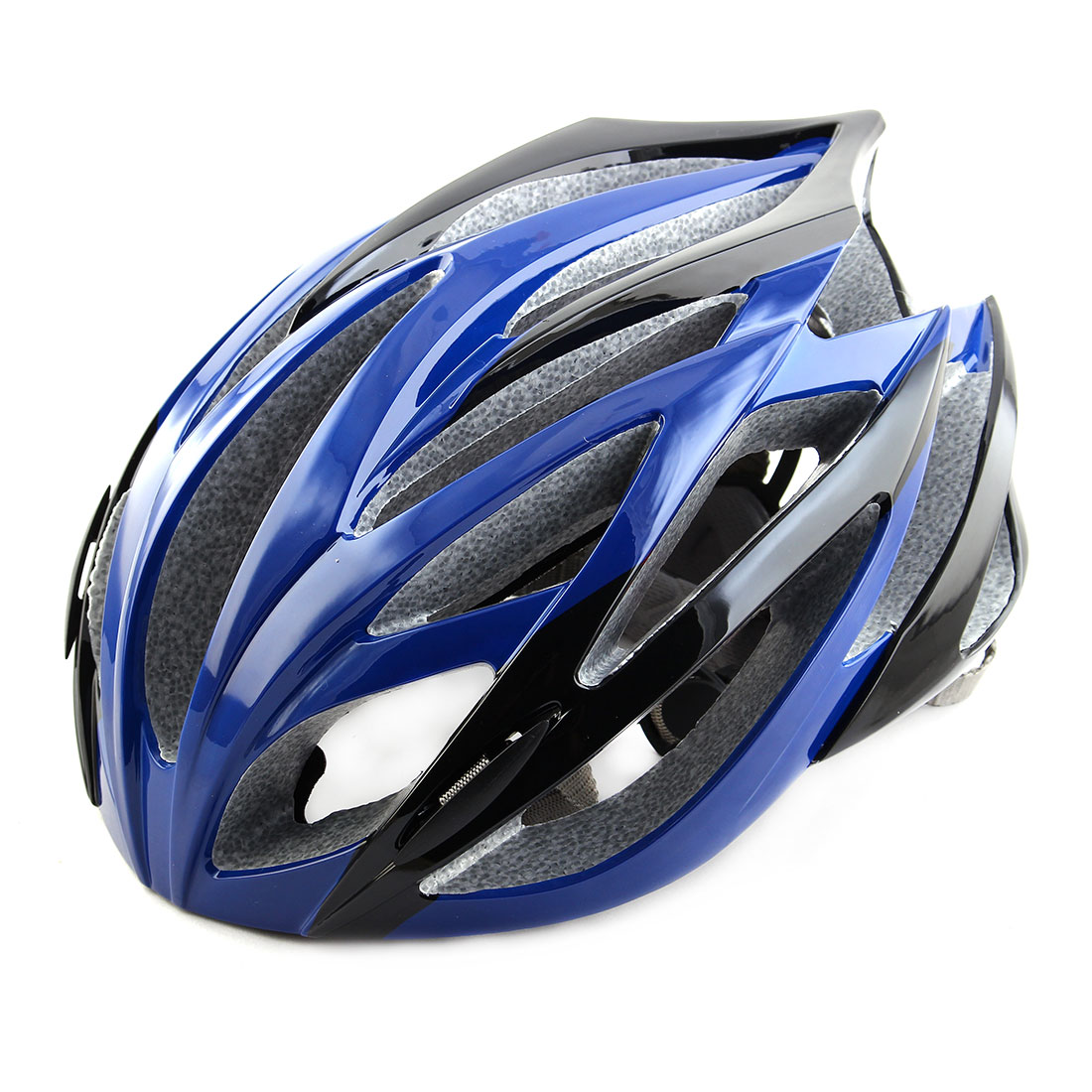 Adult Unisex Head Protector Cycling Cap Bicycle Hat Adjustable Safety Bike Helmet Sapphire Blue