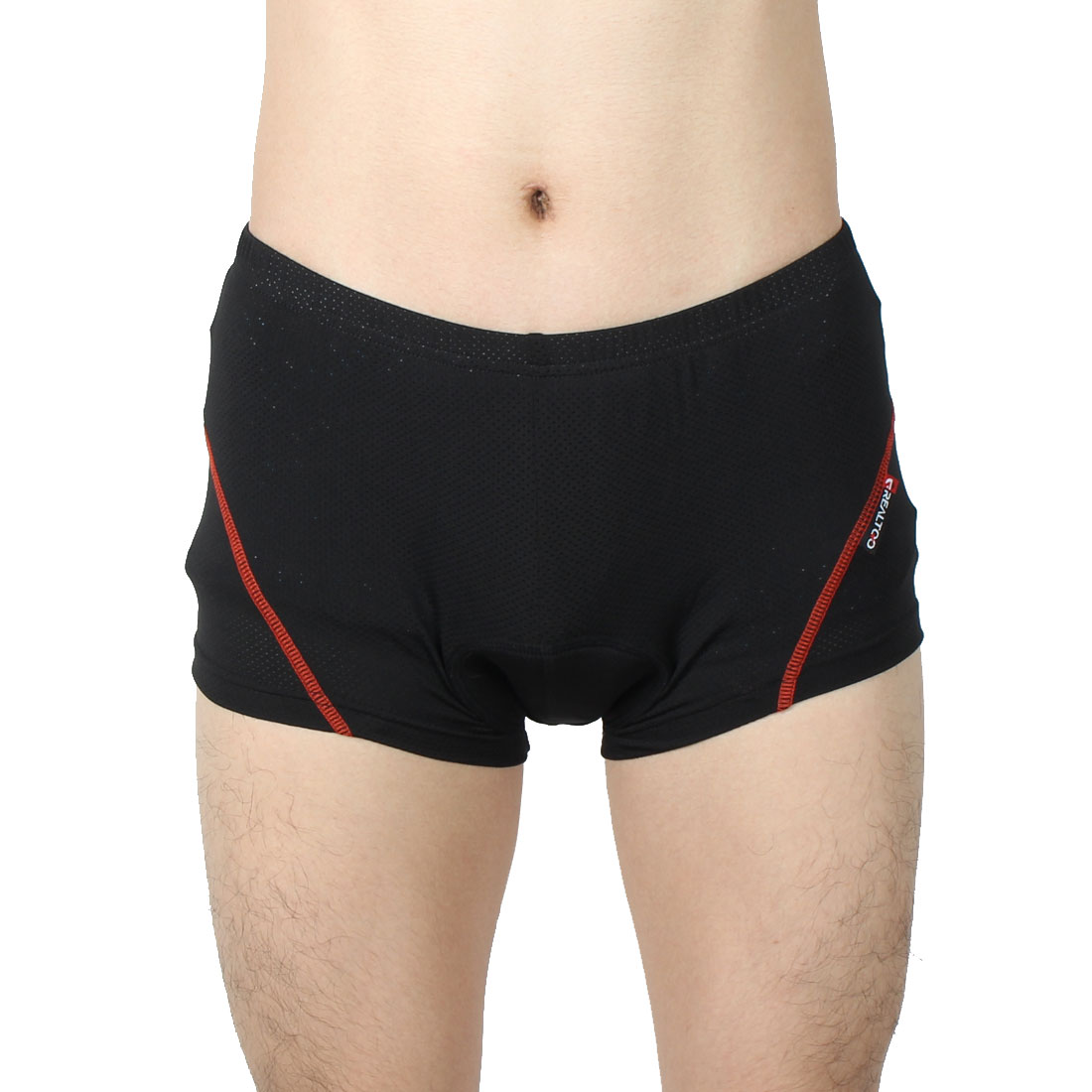 Men Bicycle Underwear 3D Padded Bike Breathable Sport Elastic Underpants Cycling Shorts Pants W28