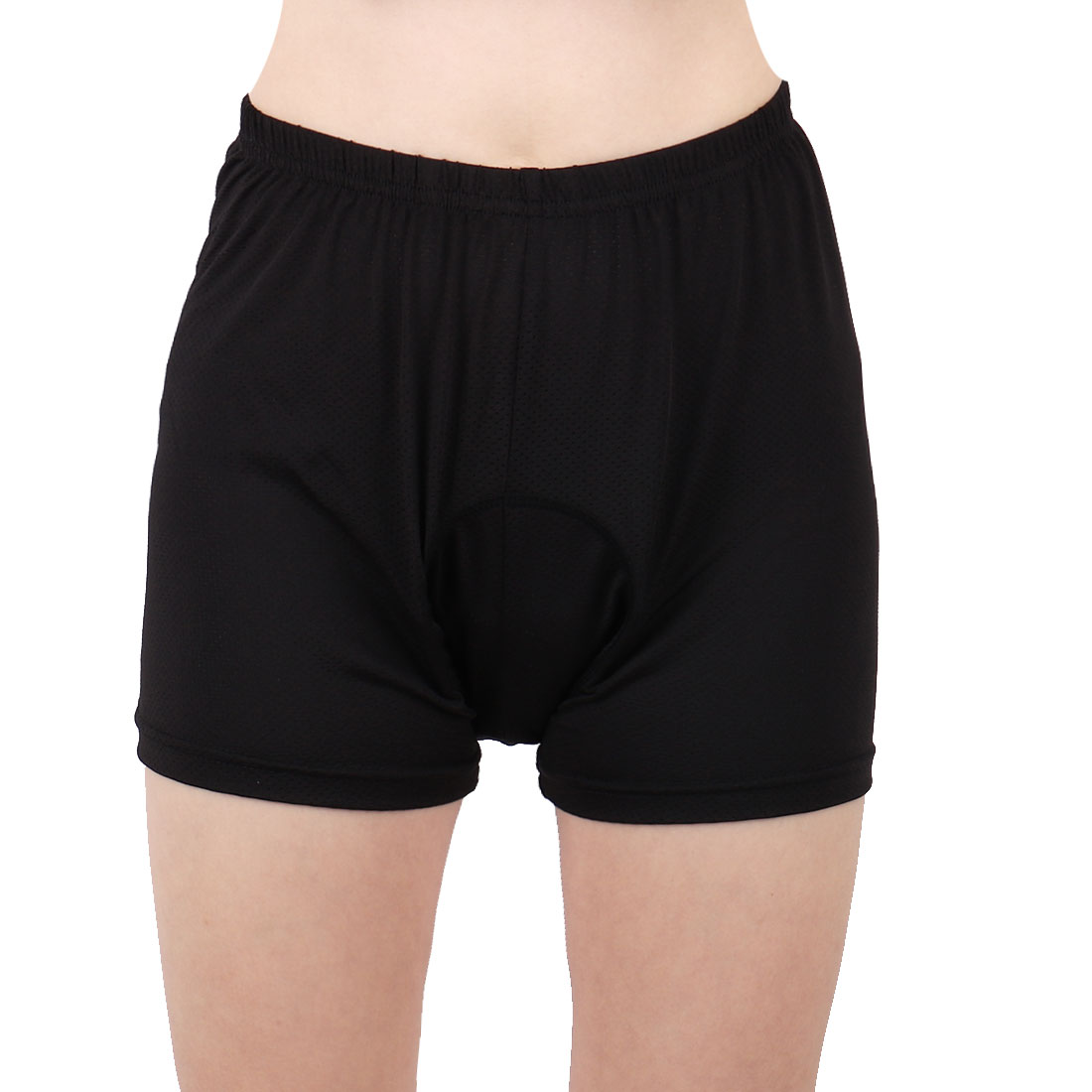 Motorcycle Bicycle Sports Underwear 3D Padded Elastic Underpants Cycling Shorts US 6
