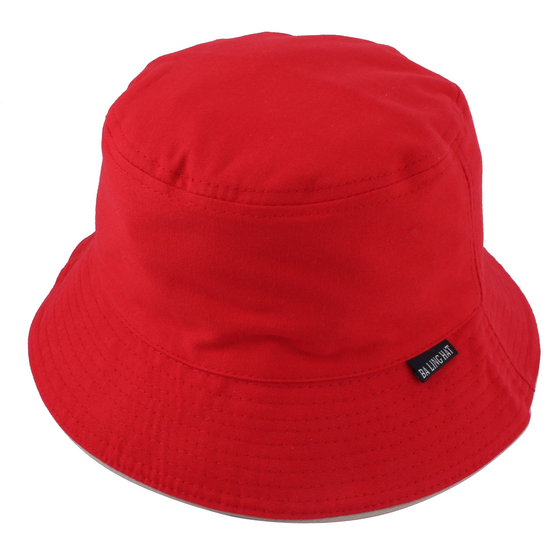 Fisherman Woman Outdoor Fishing Hiking Holiday Climbing Hunting Summer Sun Protective Cap Bucket Hat Red