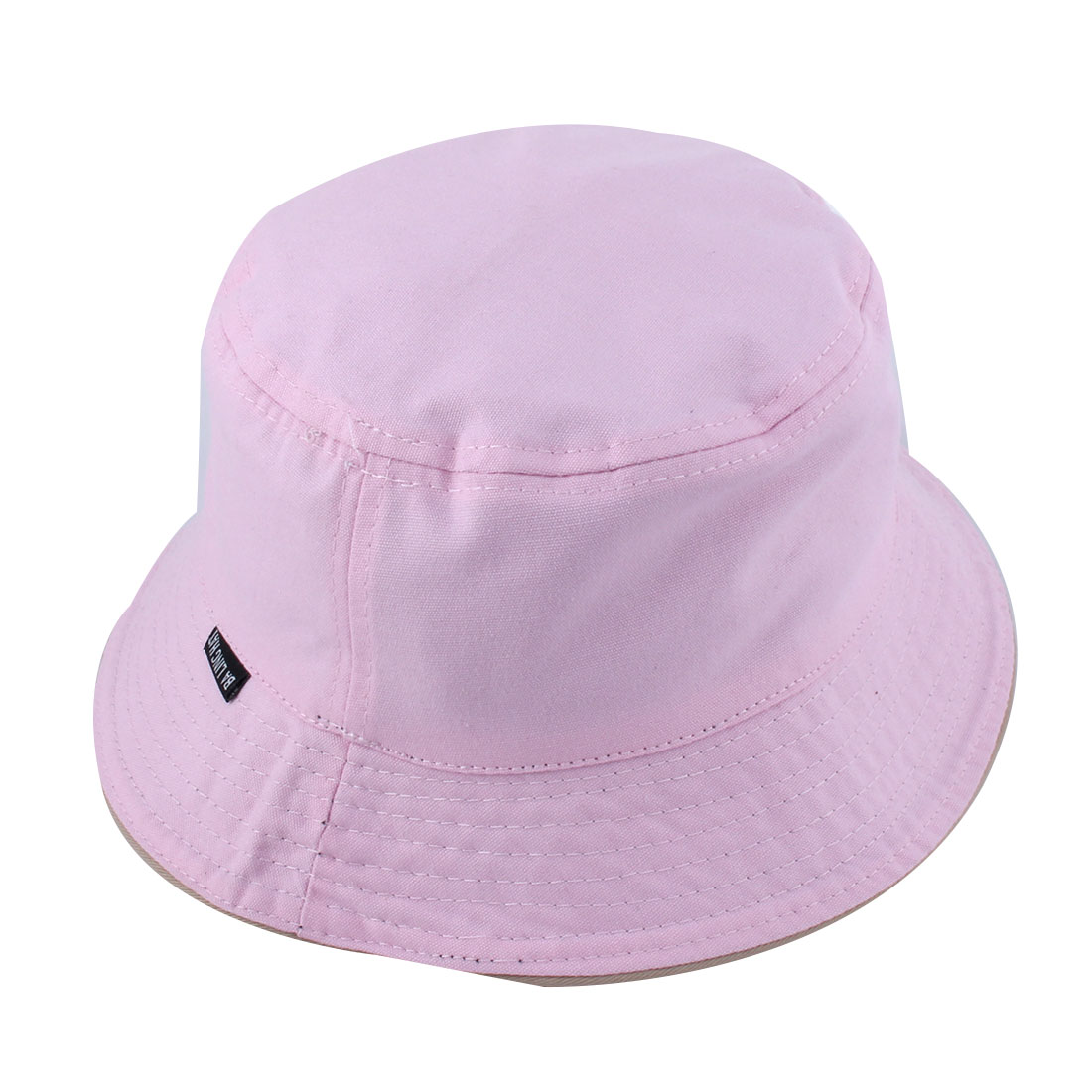 Fisherman Woman Outdoor Fishing Hiking Holiday Climbing Hunting Summer Sun Protective Cap Bucket Hat Pink