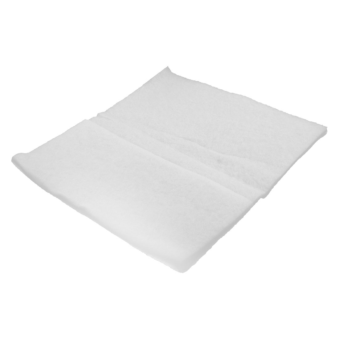 Aquarium Fish Tank Rectangle Shaped Water Filter Biochemical Sponge Pad White