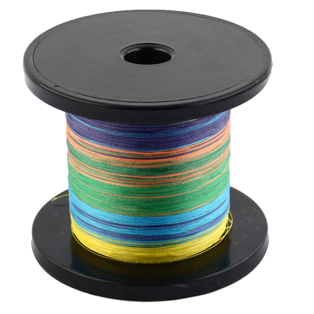 PE Braided Fishing Line Outdoor Angling String Beading Thread Cord Colorful 10lbs