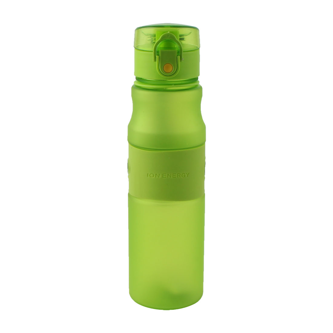 Plastic Portable Frosted Tea Cup Sport Drinking Water Bottle Mug Camping Kettle Green 700ml