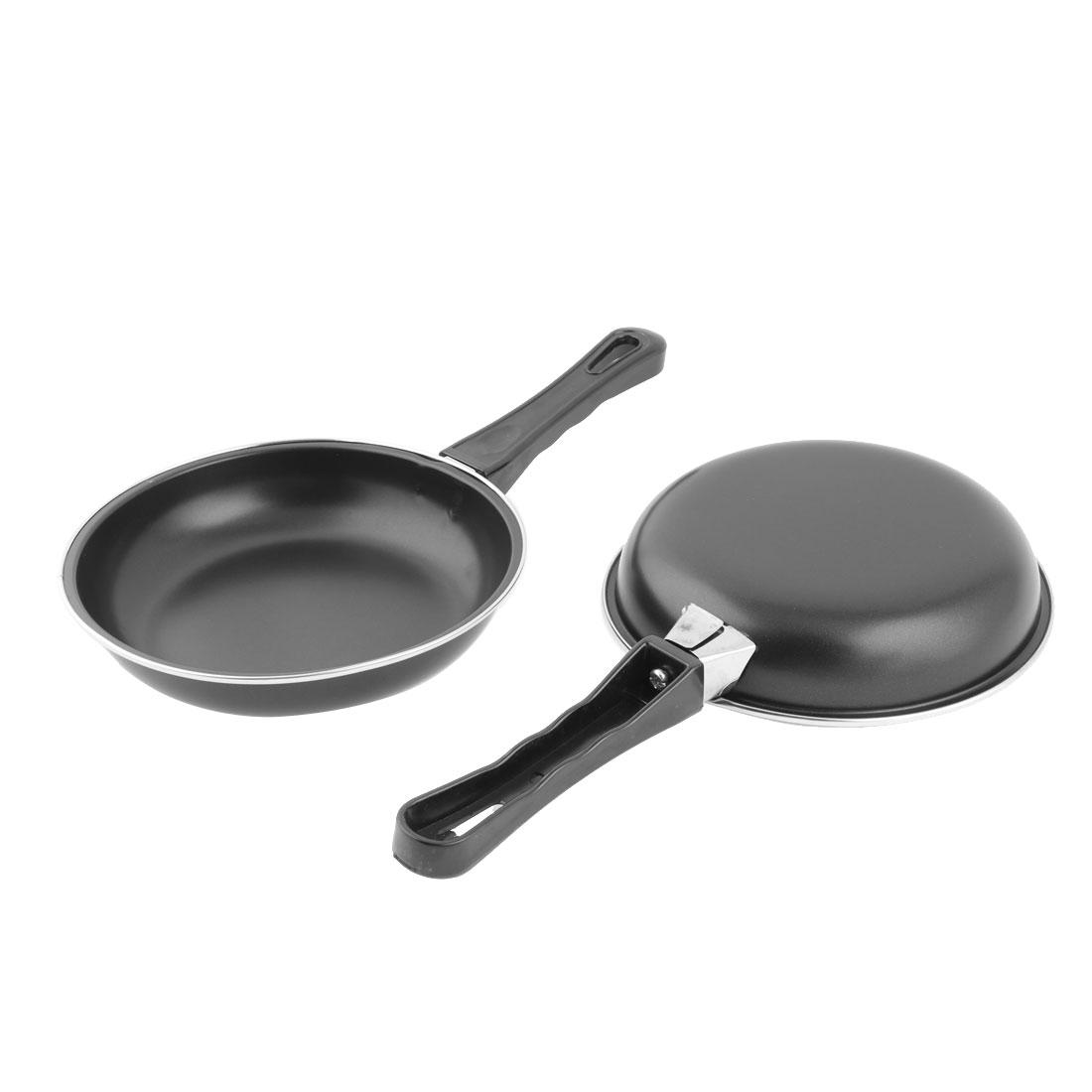Household Kitchen Aluminium Alloy Cookware Egg Pancake Frying Pan 14 Inches Length