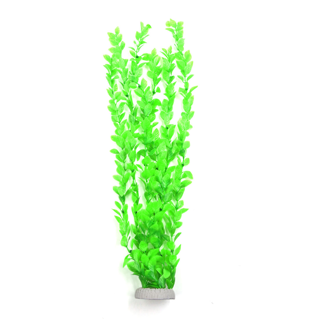 51cm Length Plastic Water Plant Grass Aquarium Fish Tank Decor Green