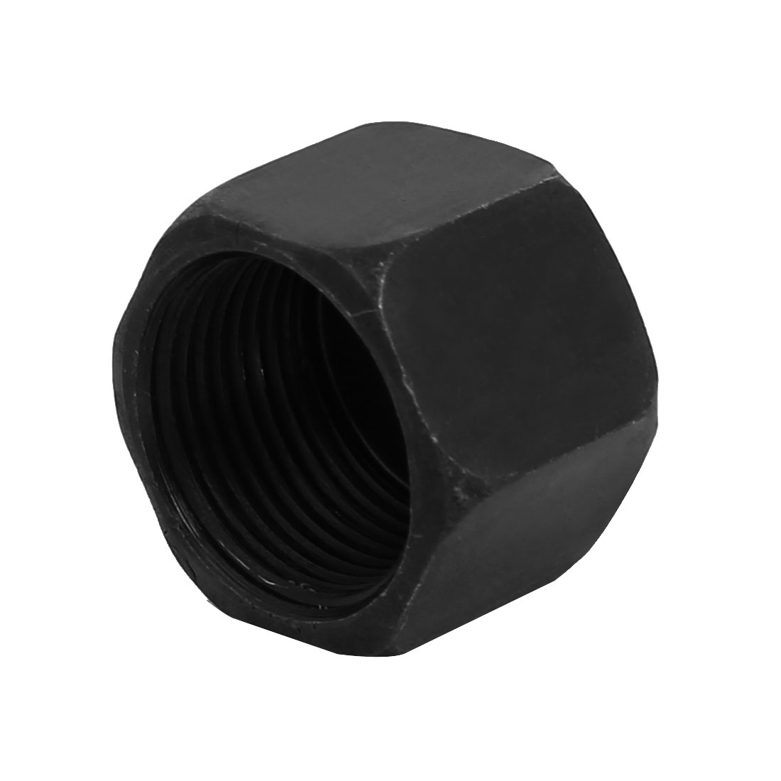 13mm Thread Dia Drill Driver Fittings Collet Nut Black for 3703/3701