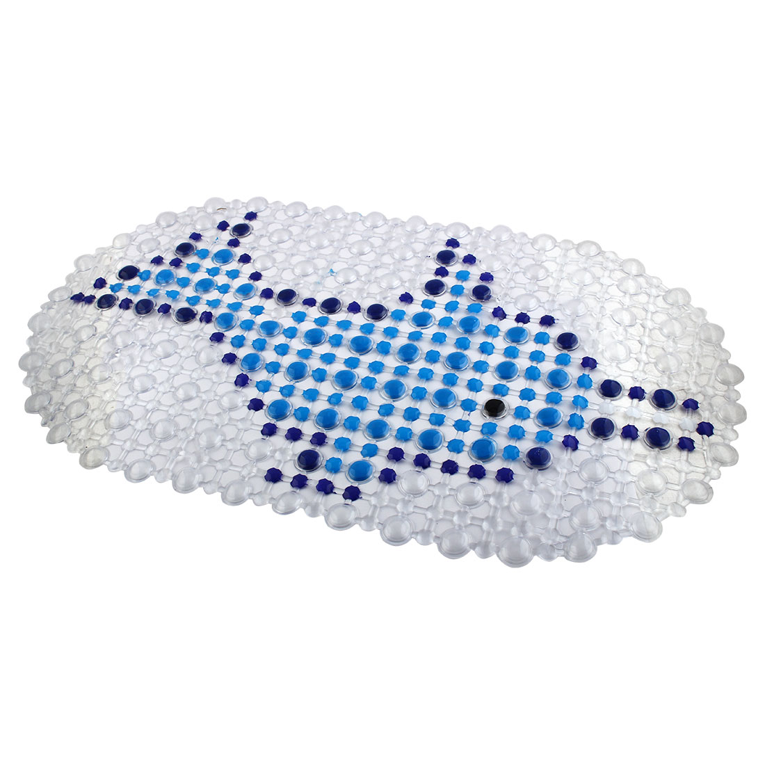 Hotel Home Bathroom Rubber Anti-skid Non Slip Shower Bath Floor Mat Cushion