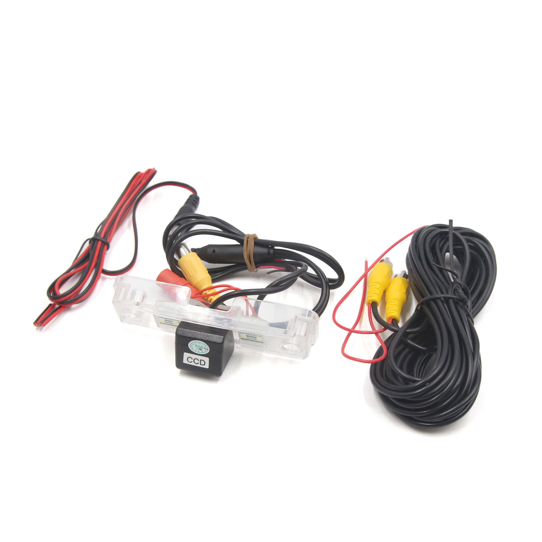 Black Clear Car CCD Rear View Reverse Backup Parking Camera for Forester