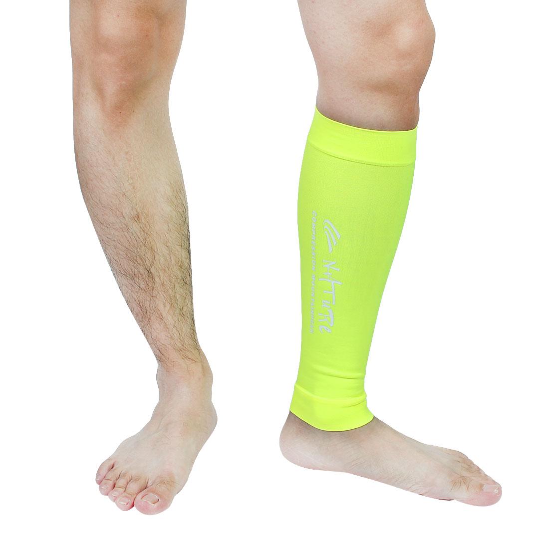 Mountainpeak Authorized Unisex Elastic Polyester Fabric Breathable Sports Cycling Leg Knee Short Sleeve Support #7 L