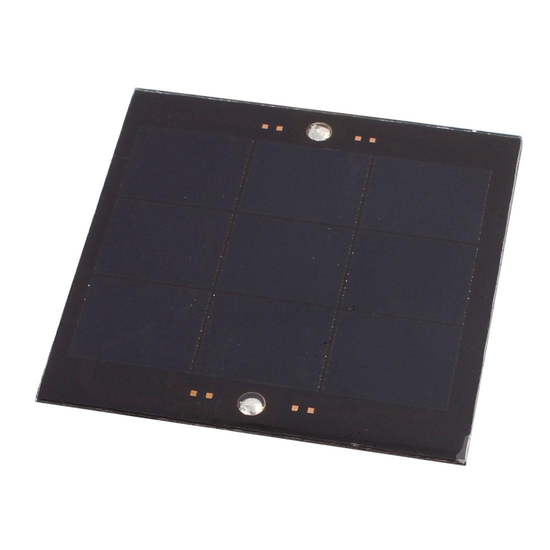 5V 120mA Polycrystalline Solar Cell Panel Module Charging Board 55mm x 55mm