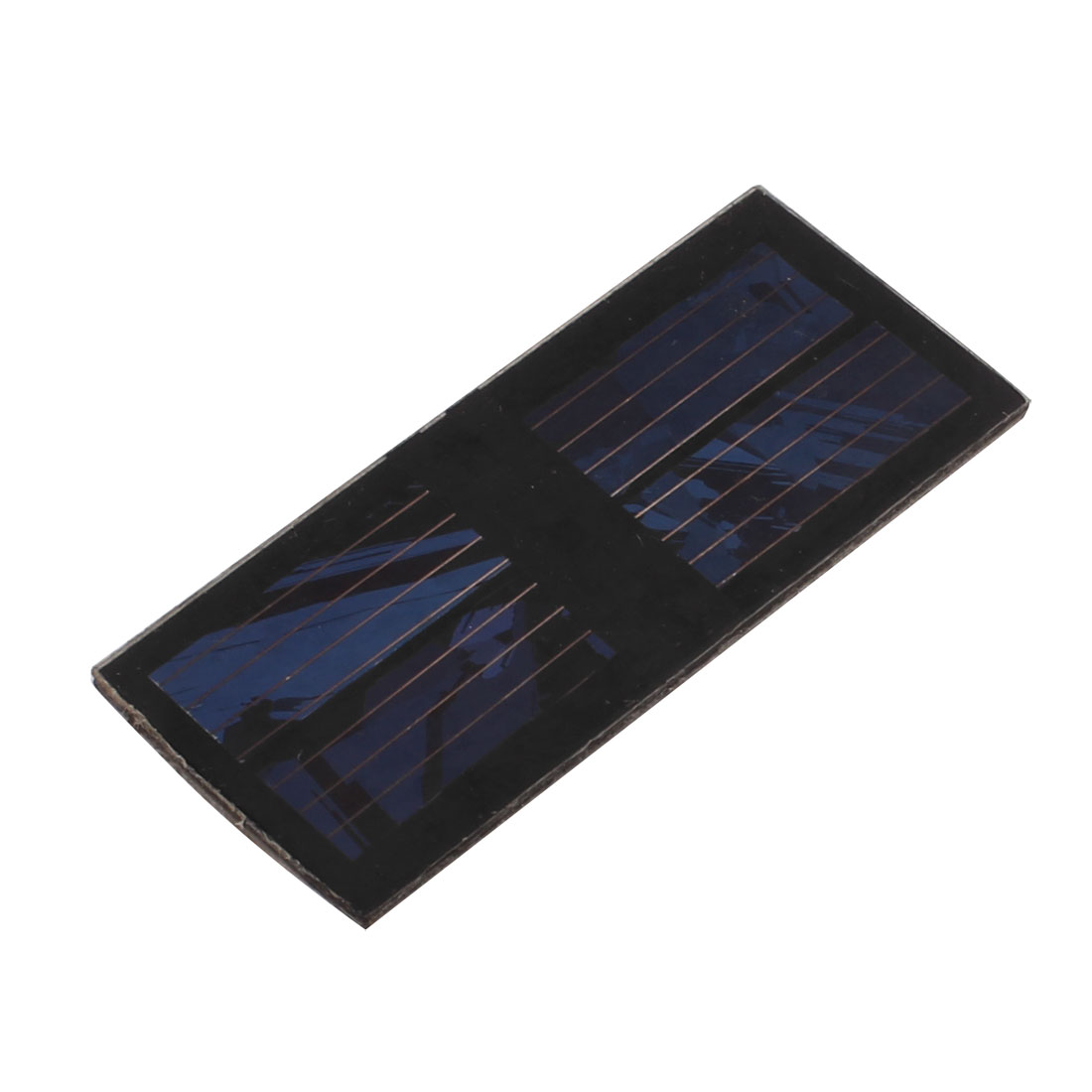 50.5mm x 22.5mm 2V 50mA Low-power Silicon Solar Panel Module Charging Board
