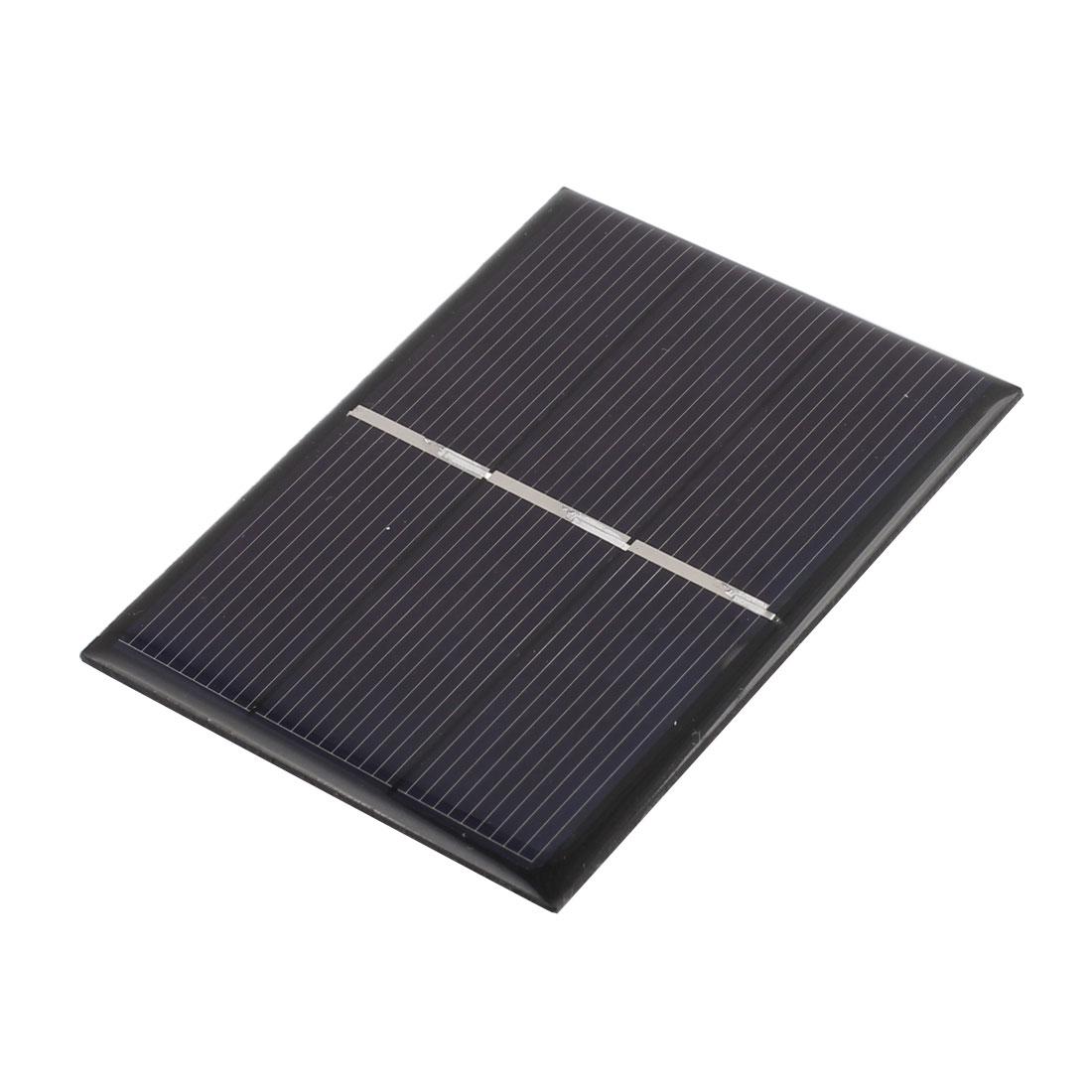 80mm x 60mm 0.65 Watts 1.5 Volts Polycrystalline Solar Cell Panel Module