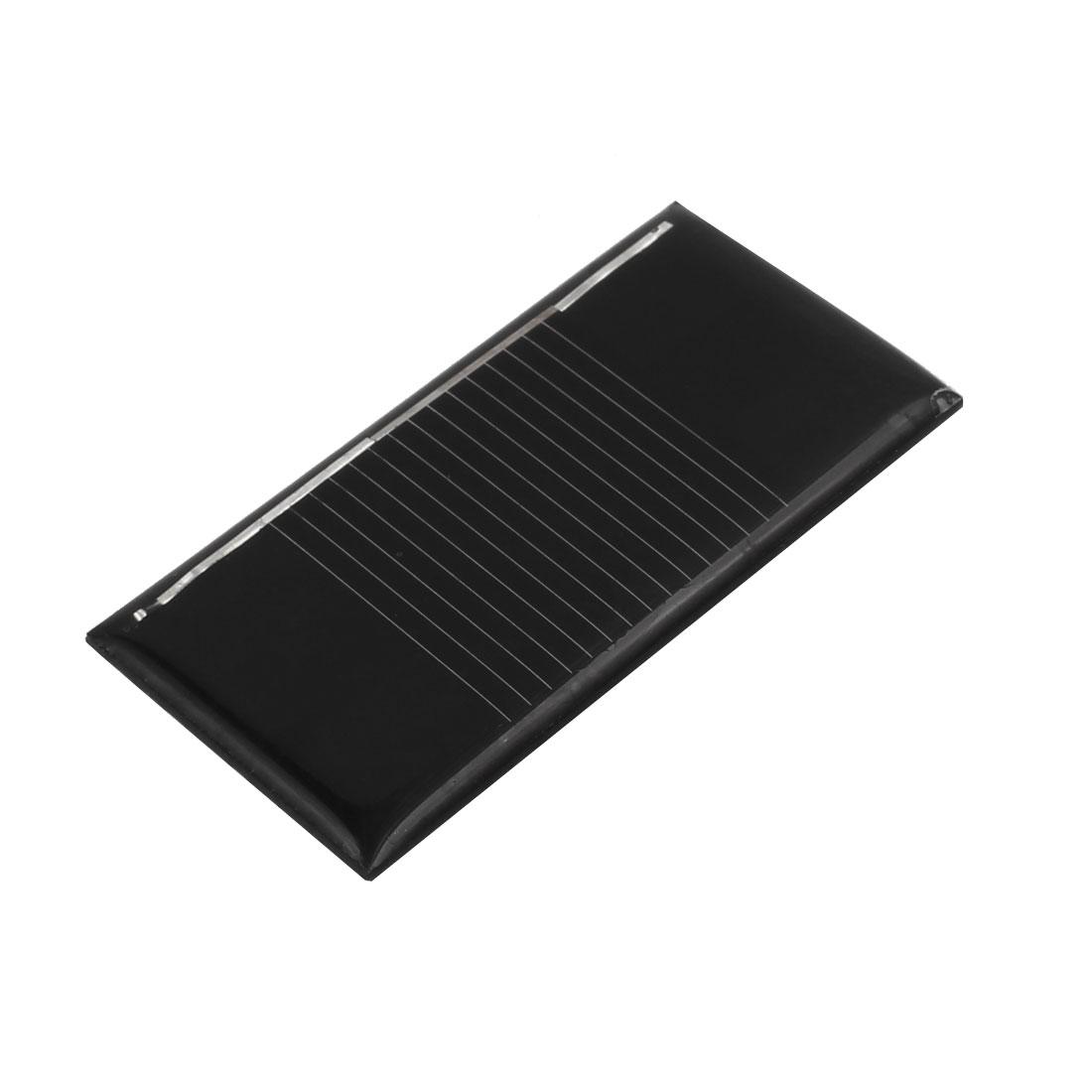 60mm x 30mm 0.14 Watts 0.5 Volts Polycrystalline Solar Cell Panel Module