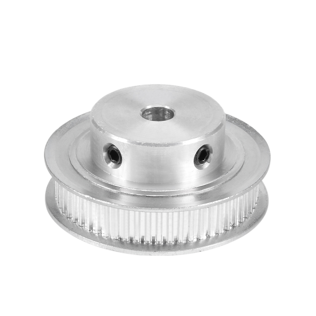 Aluminum MXL 60 Teeth 6mm Bore 7mm Belt Timing Idler Pulley Synchronous Wheel