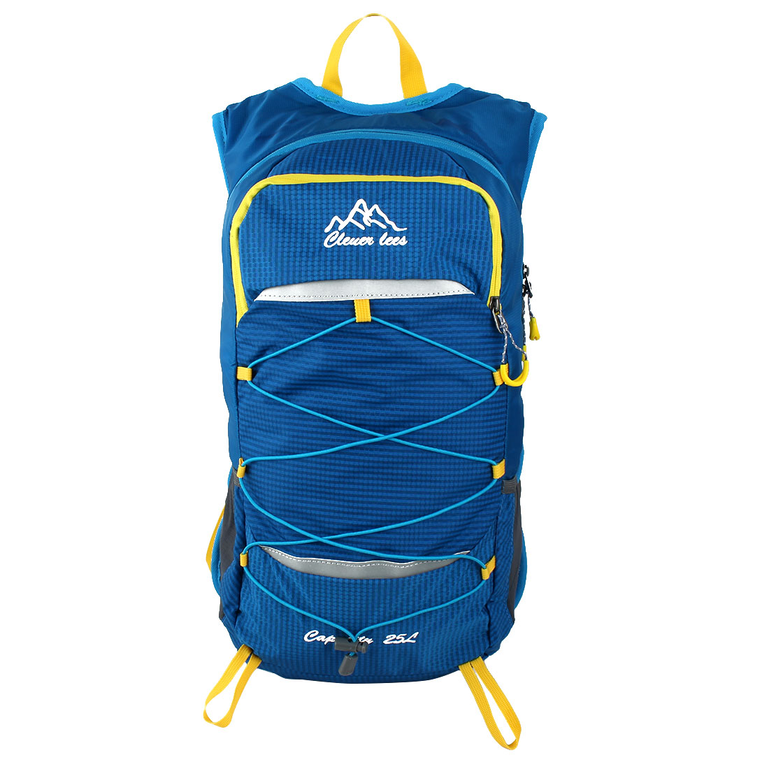 Camping Hiking Climbing Backpack Bicycle Cycling Daypack Outdoor Sports Bag Blue
