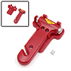 Car Vehcile Emergency Hammer Glass Window Breaker Belt Cutter Escape Tool