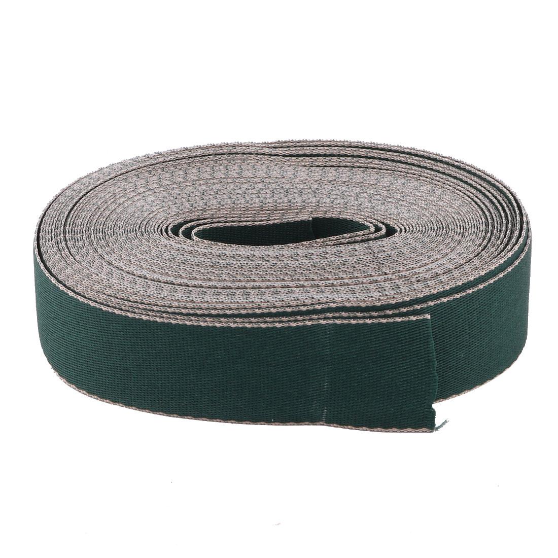 Cotton Blends Trim Ties Headbands Decor Craft Ribbon Dark Green 10 Yards